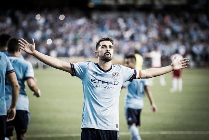 David Villa regressa à seleção — Espanha