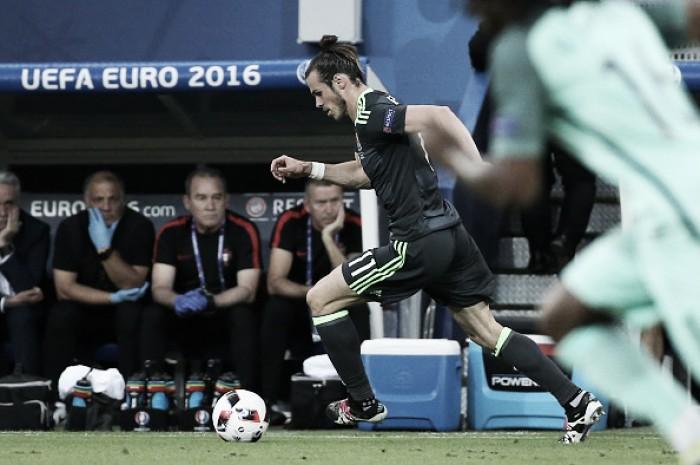 """Eliminado da Eurocopa, Bale elogia Cristiano Ronaldo: """"É um goleador nato"""""""