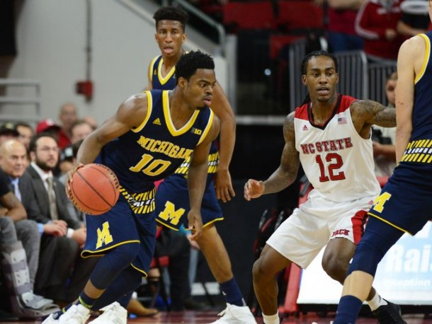 Michigan Wolverines Beat North Carolina State Wolfpack, Lose Derrick Walton Jr.