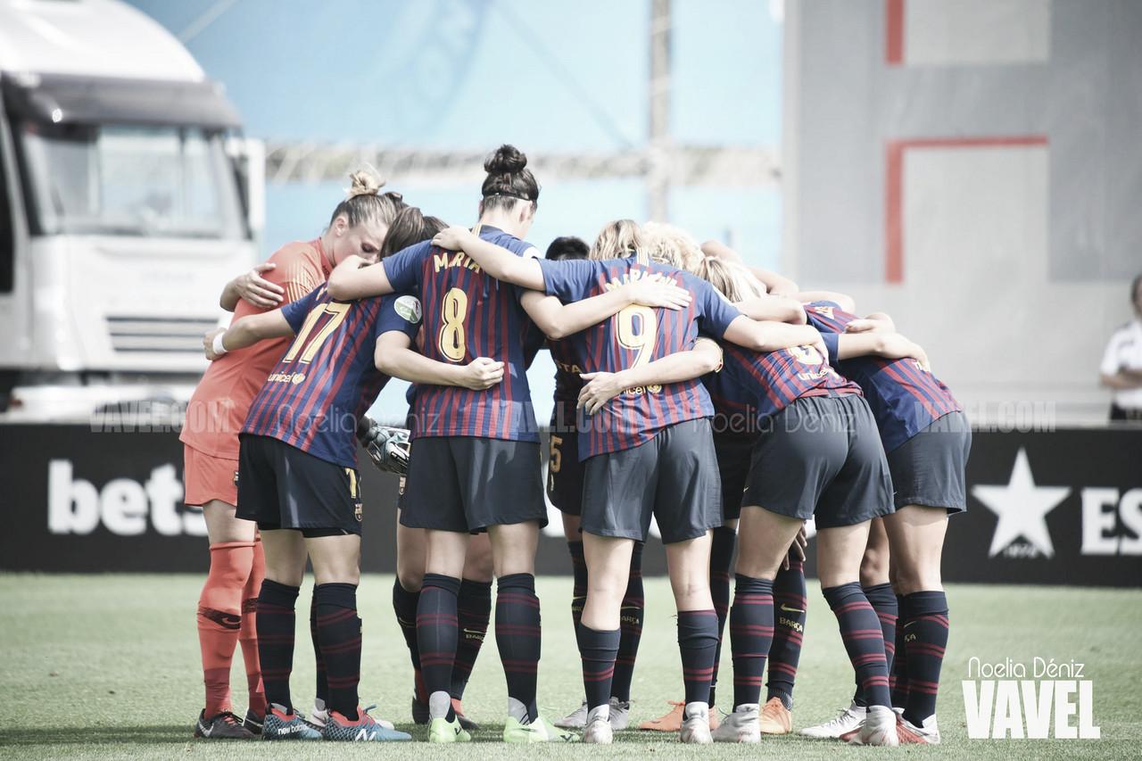 Previa Málaga CF Femenino vs FC Barcelona Femenino: A cerrar el 2018 con un buen sabor de boca