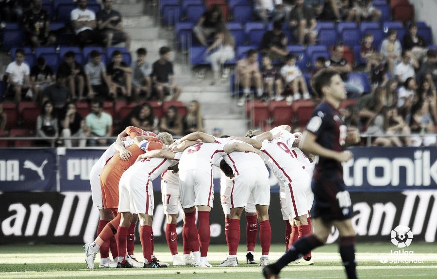 SD Eibar - Sevilla FC: puntuaciones del Sevilla FC, jornada 7 de LaLiga Santander