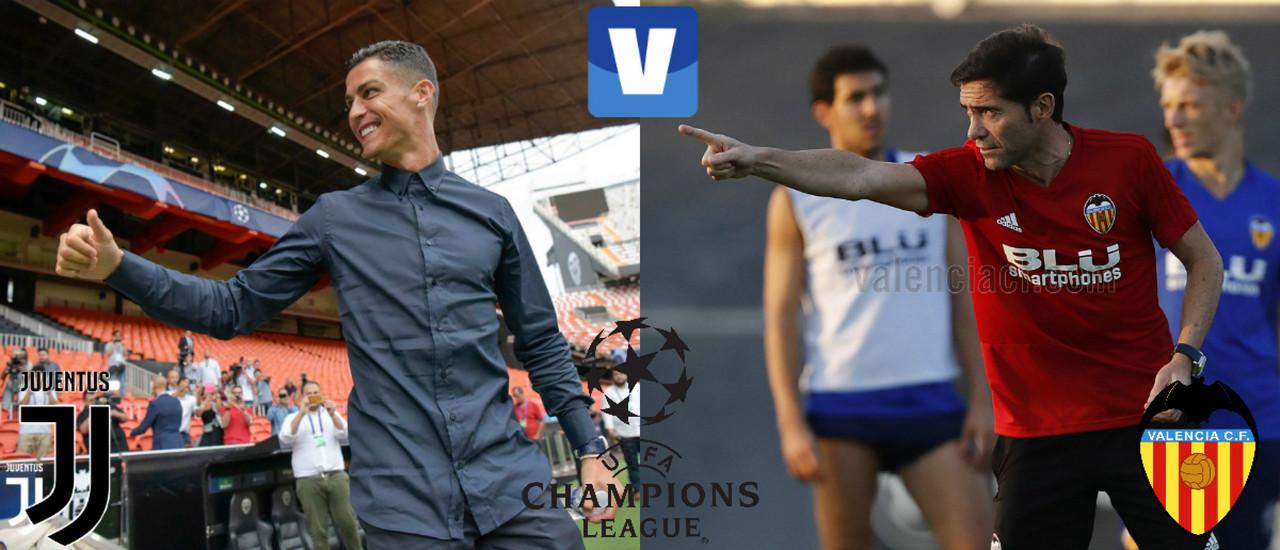 Juventus-Valencia in diretta, Live Champions League 2018-2019: Decide Mandzukic su meraviglia di Ronaldo, Juventus agli ottavi (1-0)