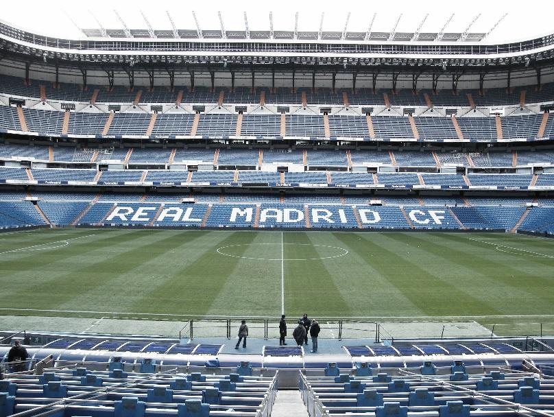 ¿Cómo le fue a Boca en su única visita al Santiago Bernabéu?