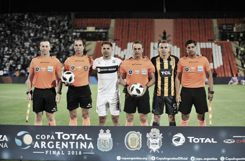 ¡Histórico! ¡Rosario Central campeón por primera vez de la Copa Argentina!