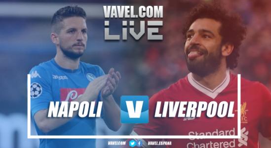 Liverpool-Napoli in diretta, Live Champions League 2018-2019 (1-0): Salah regala la qualificazione ai Reds, fuori il Napoli!