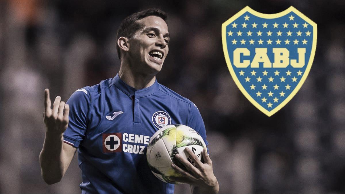 """Iván Marcone: """"El lunes terminaré de acordar mi contrato con Boca"""""""