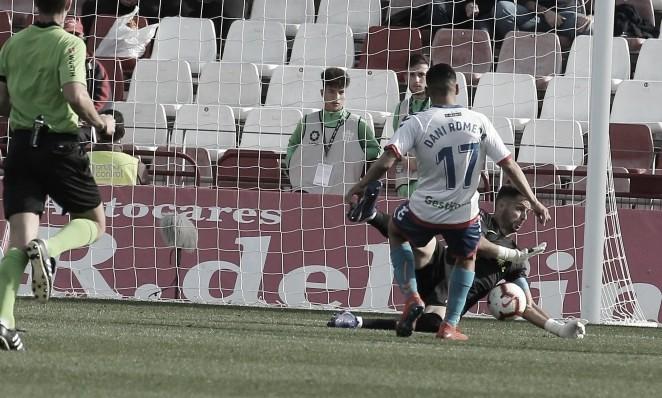 UD Almería-Rayo Majadahonda: Puntuaciones de la UD Almería en la 32ª jornada de LaLiga 1|2|3