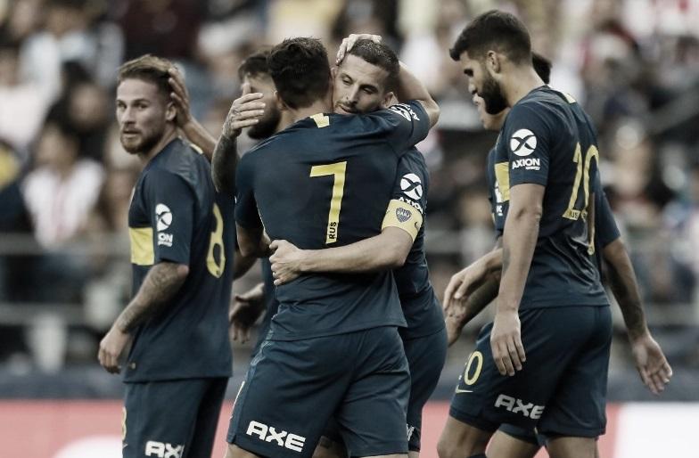 Boca le ganó a Chivas en su segundo amistoso de pretemporada