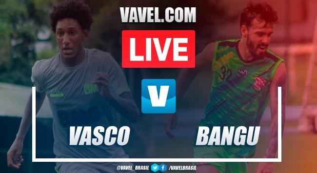 Melhores momentos Vasco x Bangu pelo Campeonato Carioca 2020 (0-0)