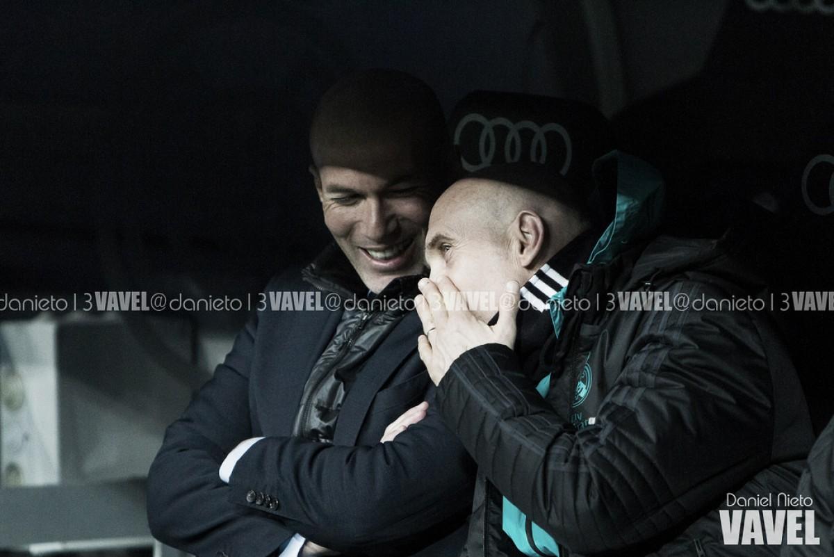 """Zidane cobra maior concentração e exalta Cristiano: """"Quando ele está bem, o time todo está bem"""""""