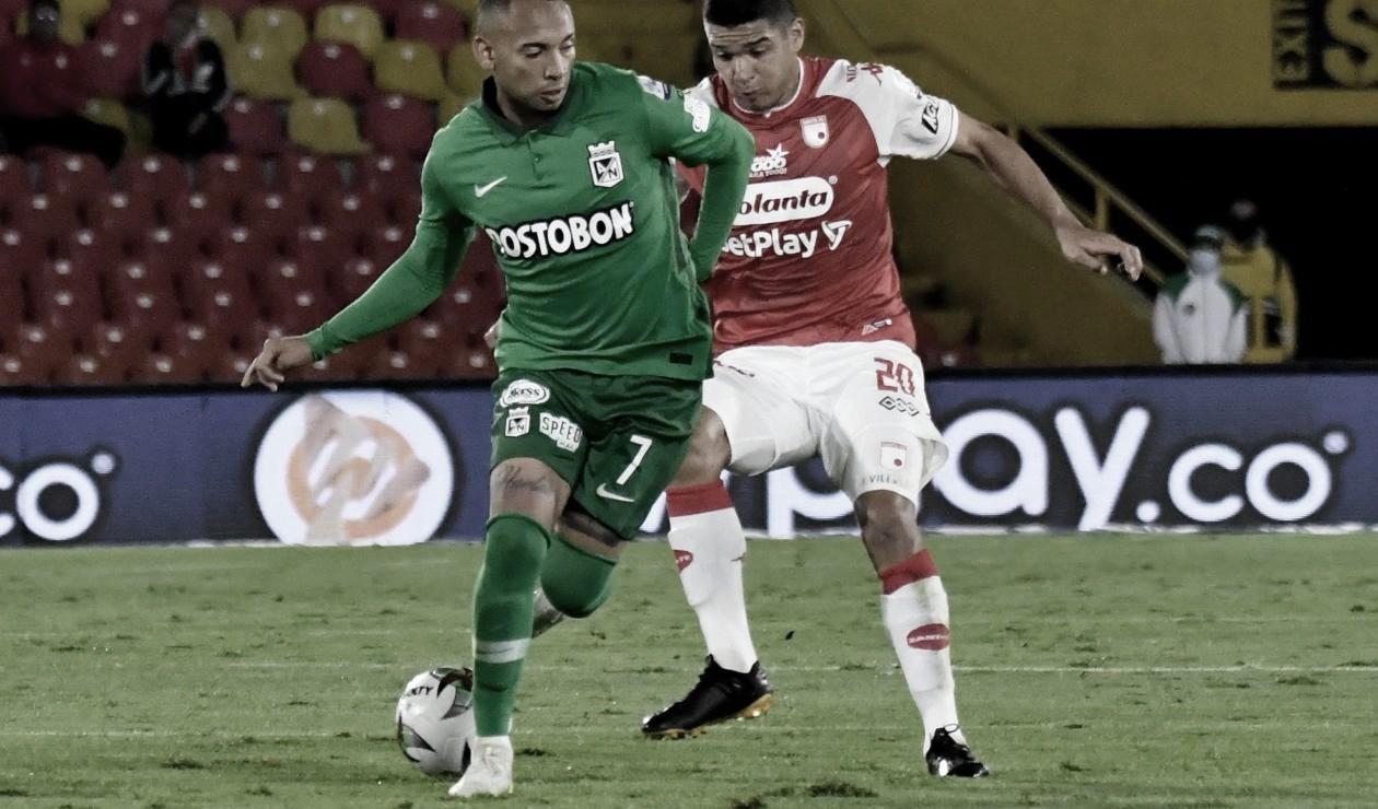 Puntuaciones de Independiente Santa Fe tras la derrota en 'El Campín'