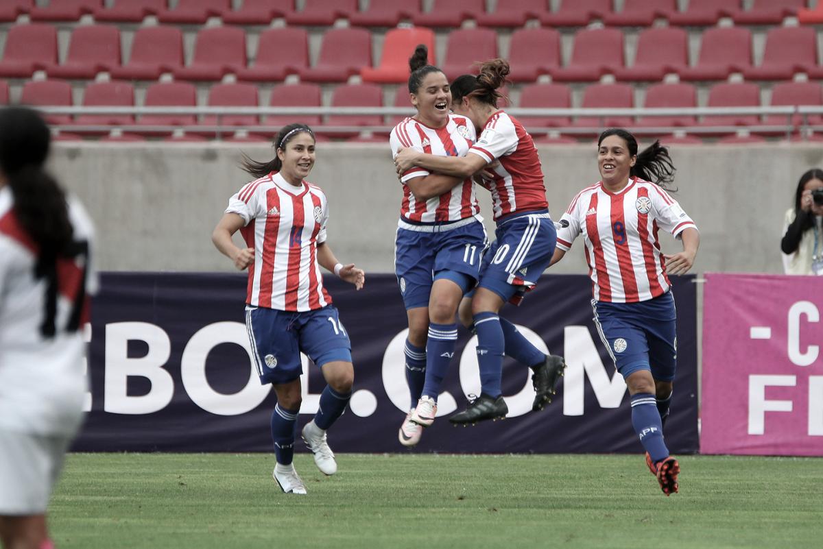 Na Copa América de futebol feminino, Paraguai vence Peru e deixa grupo A equilibrado