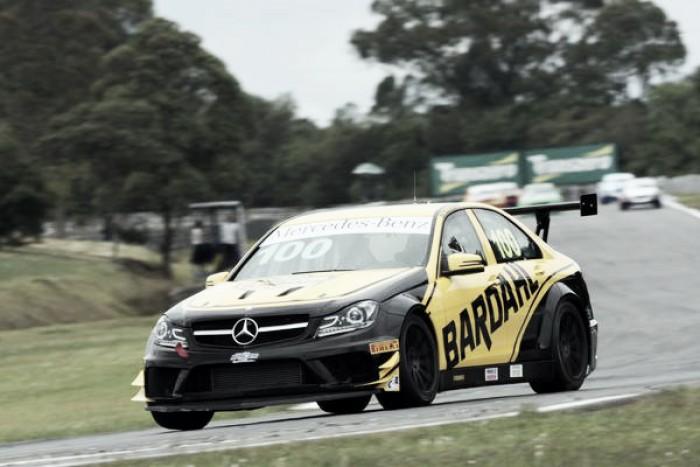 Flávio Andrade chega em segundo pela Mercedes-Benz Challenge em Curitiba
