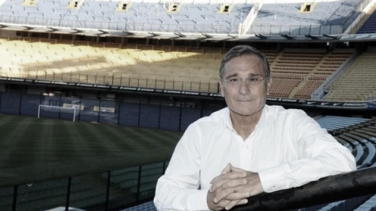 Renunció el vicepresidente de Boca
