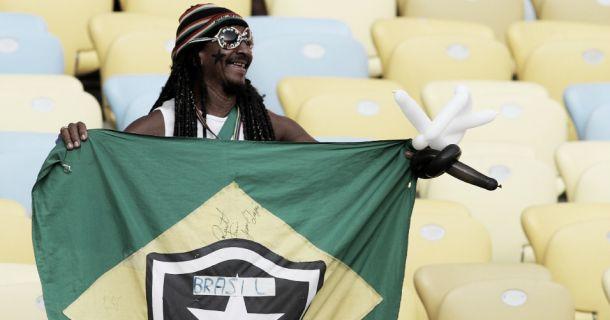 Botafogo lança campanha para os torcedores durante a Copa do Mundo