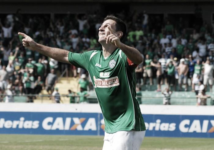 Subiu! Guarani vence ASA, reverte desvantagem e está de volta à Série B após quatro anos