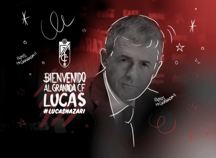 Lucas Alcaraz é anunciado como substituto de Paco Jemez no comando do Granada