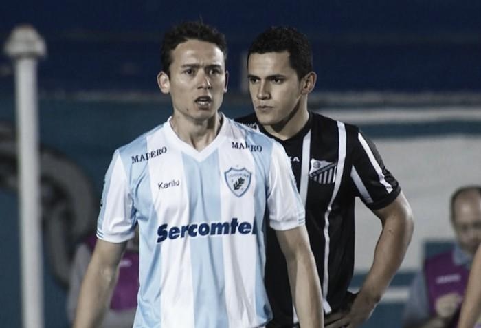 Londrina vence Bragantino sem sustos na Série B
