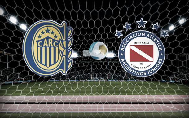 Resultado Rosario Central - Argentinos Juniors porCopa Argentina (5-0)