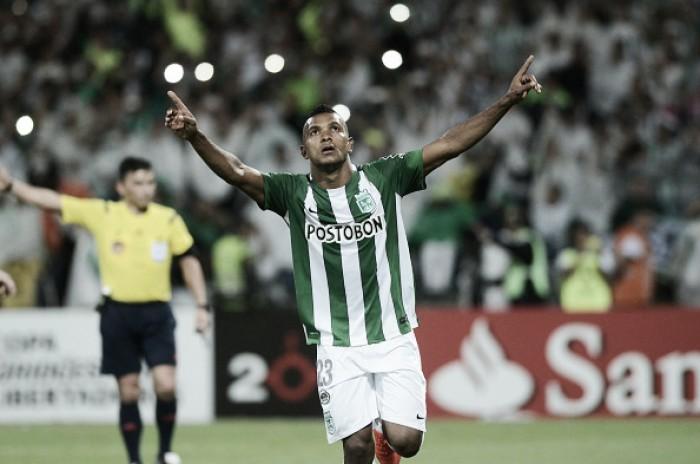 Borja, o herói improvável e o artilheiro do Atlético Nacional na Libertadores