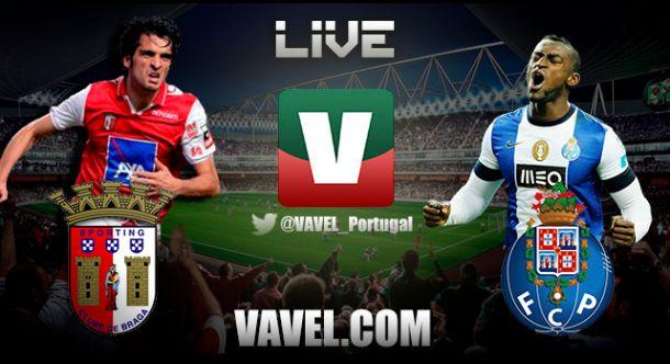 Braga x Porto, directo