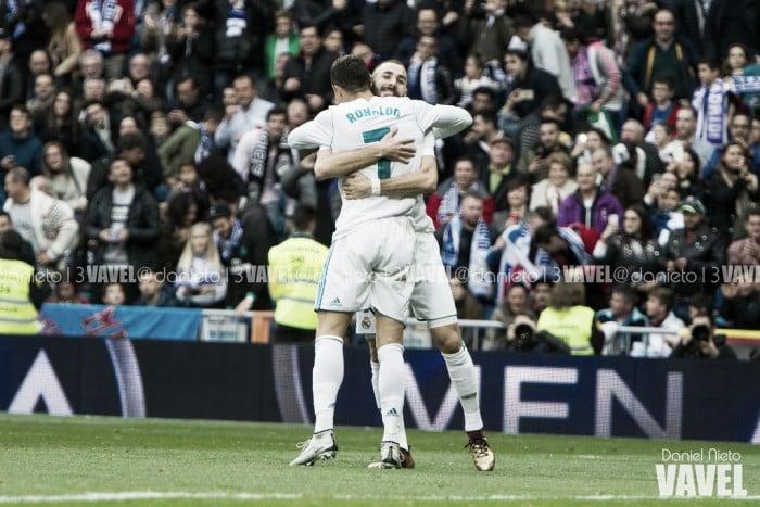 Ronaldo dá vitória sofrida ao Real Madrid
