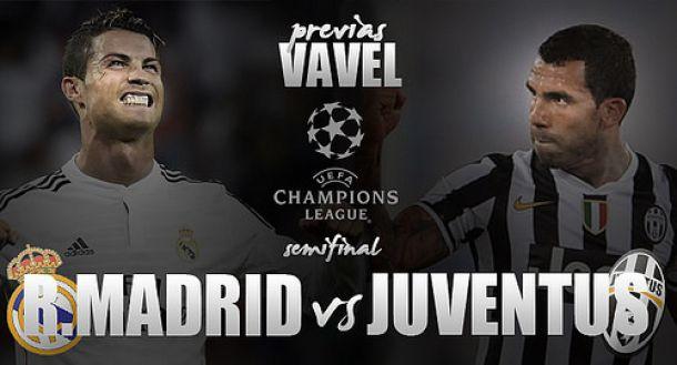 Real Madrid recebe Juventus na busca por vaga na final da Uefa Champions League