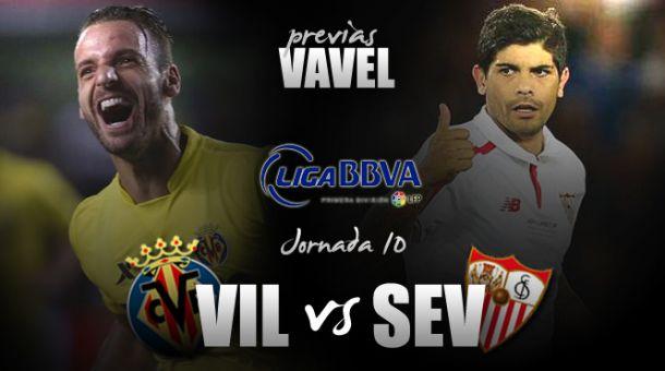Pré-Jogo: Visando o topo da tabela, Sevilla e Villarreal se enfrentam no El Madrigal
