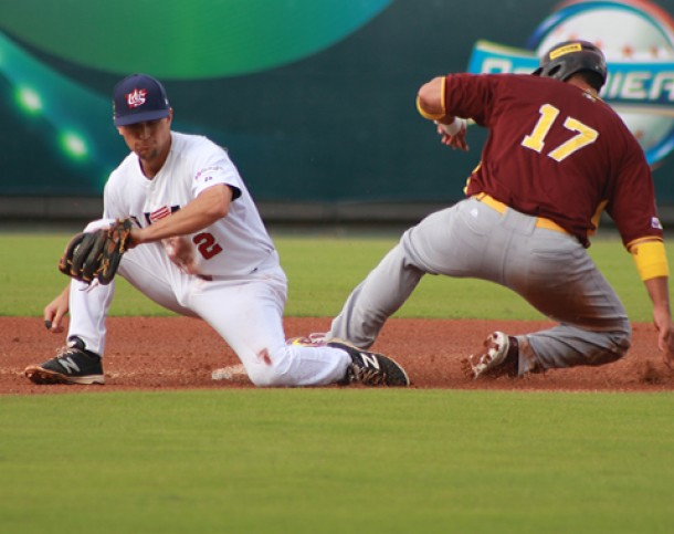 Premier 12: United States Fall To Venezuela After Two Hour Rain Delay