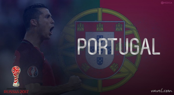 Guia VAVEL da Copa das Confederações 2017: Portugal