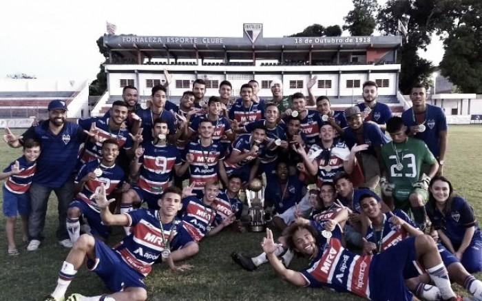 Copinha VAVEL: o que esperar do Fortaleza na Copa SP de 2018