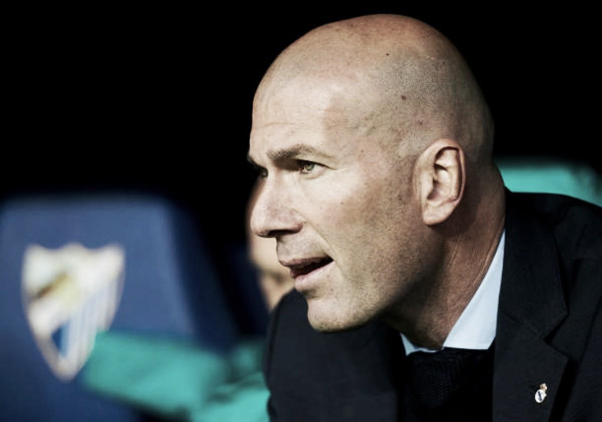 """Zidane chega a 100 vitórias como técnico do Real Madrid e se mostra feliz com triunfo: """"Estou contente"""""""