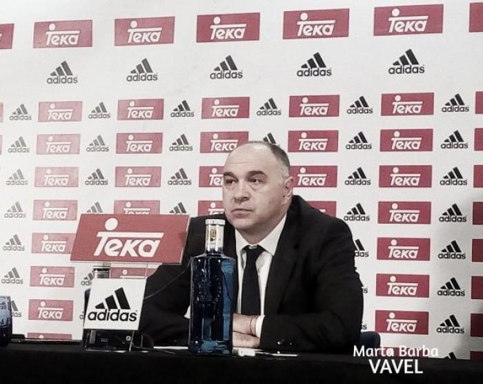 """Laso: """"Baskonia es un equipo que juega muy agresivo"""""""