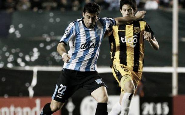 Guaraní segura Racing em grande atuação de Aguilar e avança às semifinais da Libertadores