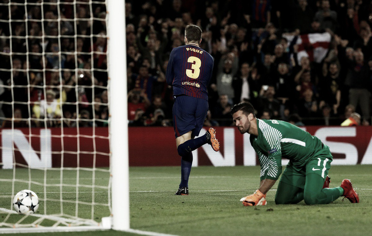Barcelona goleia Roma com direito a dois gols contra e encaminha classificação às semifinais da UCL
