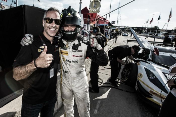 Christian Fittipaldi conquista pole para Detroit pelo WeatherTech SportsCar