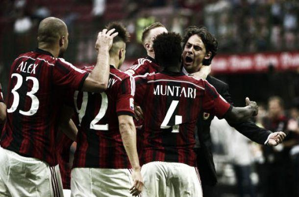 Filippo Inzaghi debuta con victoria