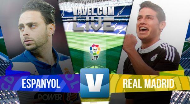 Resultado Espanyol x Real Madrid no Campeonato Espanhol 2015 16 (0-6 ... 22e227a9540e3