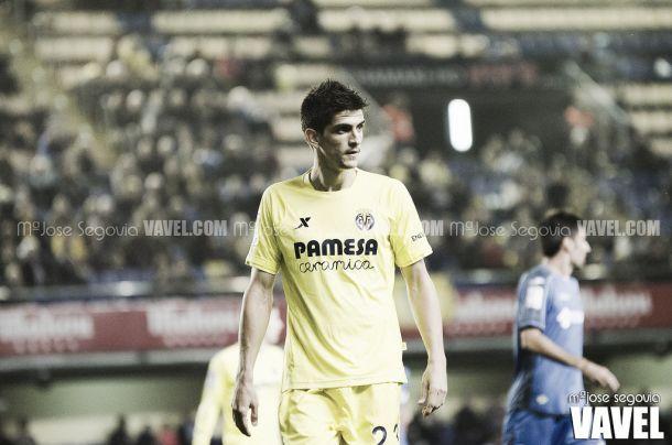 Espanyol anuncia acerto com atacante Gerard Moreno, ex-Villarreal