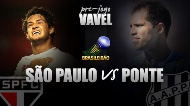 Pré-jogo: São Paulo recebe Ponte Preta querendo retornar às vitórias no Brasileiro