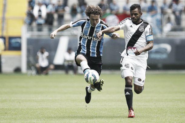 Grêmio e Ponte Preta ficam no empate em jogo de seis gols