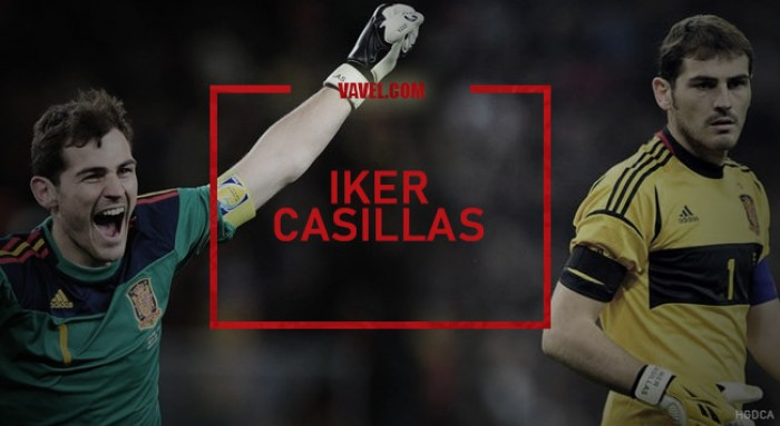 Lendas da Copa do Mundo: Iker Casillas