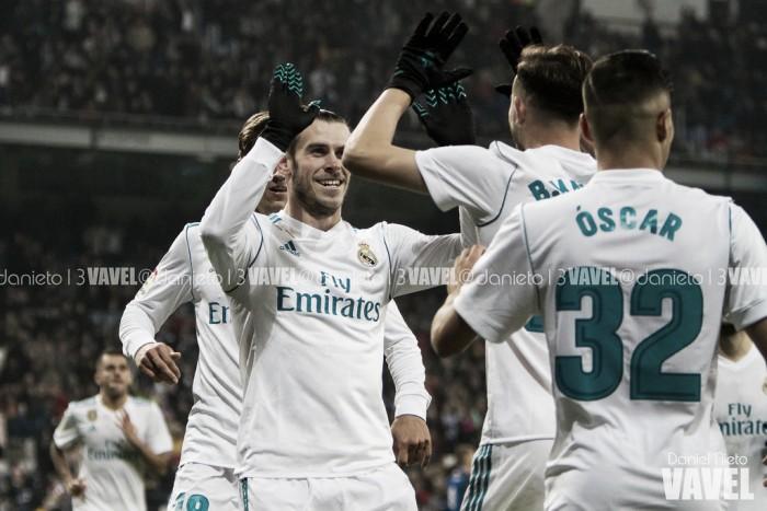 O retorno: Bale volta ao Real Madrid com assistência e sendo decisivo