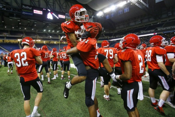 MHSAA Division 3 State Championship: Orchard Lake St. Mary's Takes Down Chelsea