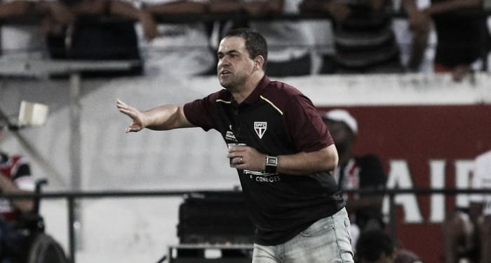 Jardine elogia consistência do time do São Paulo