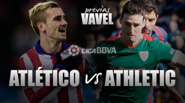 Atlético de Madrid recebe Athletic de Bilbao visando garantir vaga na UCL