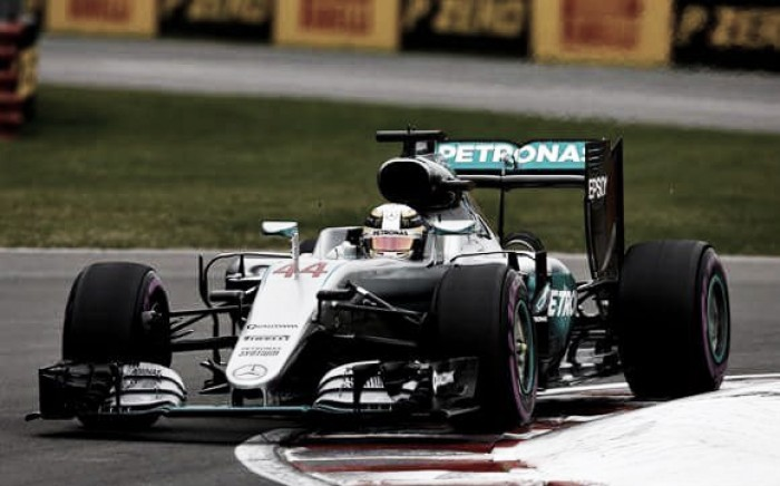 Hamilton crava a pole position para o GP do Canadá