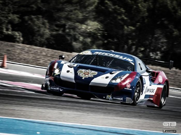 SMP Racing vence em Paul Ricard pela Michelin GT3 Le Mans Cup