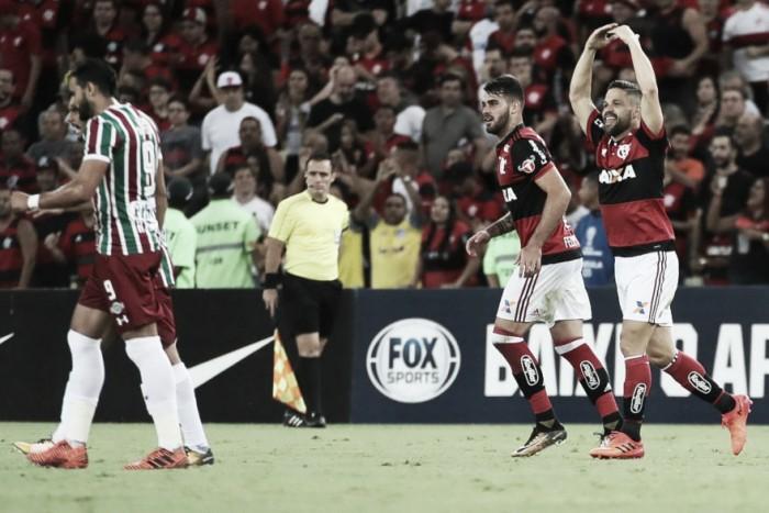 Rueda elogia Vinicius Júnior após classificação para a semifinal da Sul-Americana