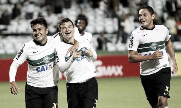Coritiba bate Fortaleza em disputa de pênaltis emocionante e avança à terceira fase da Copa do Brasil
